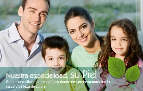 Nuestra especialida, su piel - somos un espacio especializado en dematología donde integramos tratamientos clinicos y cosméticos